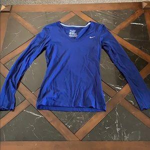 Nike women's long sleeve
